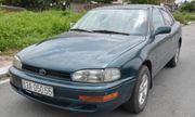 Chủ hai chiếc xe Camry có biển số giống hệt nhau ở Tiền Giang là ai?