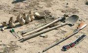 Trung Quốc bắt giữ 26 đối tượng đào mộ cổ