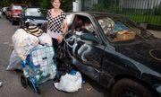 Choáng váng cụ bà sở hữu 186 tỷ hàng ngày vẫn đi nhặt ve chai