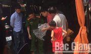 Điều tra vụ chồng động kinh chém vợ sắp sinh trọng thương ở Bắc Giang