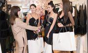 Phan Thị Mơ và các người đẹp quốc tế nhận quà đặc biệt từ Hoa hậu Hằng Nguyễn