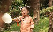 Mê Diên Hi công lược, mẹ hóa trang cho con gái thành Ngụy Anh Lạc khiến dân mạng 'đổ rạp'
