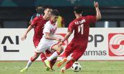 Hé lộ đối thủ của Olympic Việt Nam tại tứ kết