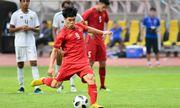 Olympic Việt Nam vs Olympic Bahrain: Sáng