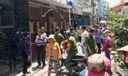 Trọng án Sài Gòn: Trinh sát lao vào khống chế, ngăn cản nghi phạm uống thuốc độc tự tử