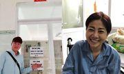 Sỹ Luân tiết lộ quá trình điều trị của Mai Phương đang có chuyển biến tốt