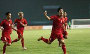 Thủ tướng Nguyễn Xuân Phúc chúc mừng Olympic Việt Nam vào tứ kết ASIAD 18