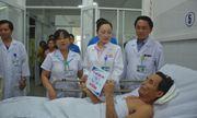 Vụ tai nạn 13 người chết ở Quảng Nam: Trao gần 2,5 tỷ đồng cho 4 nạn nhân may mắn sống sót