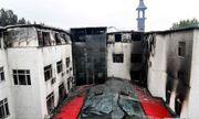 19 người chết, 23 người bị thương trong vụ cháy resort sang trọng ở Trung Quốc