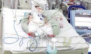Bác sĩ 3 bệnh viện phối hợp cứu sống bé sơ sinh tổn thương não do mẹ vỡ gan trong lúc chuyển dạ