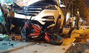 Bình Dương: Ô tô mất lái đâm hàng loạt xe máy, 2 người tử vong
