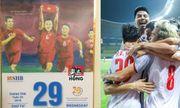 Xuất hiện tờ lịch tiên tri, hôm nay (29/8) Olympic Việt Nam sẽ đánh bại Olympic Hàn Quốc?