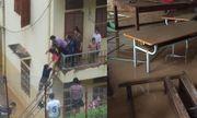 """Sơn La: Trường học tan hoang sau lũ, Giám đốc sở GD&ĐT nói """"nhẹ nhàng"""""""
