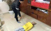 Xét xử người bố cùng mẹ kế bạo hành dã man con trai 10 tuổi rạn xương sườn