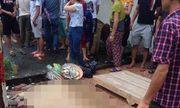 Xe chết máy khi băng qua đường sắt, cô gái 18 tuổi bị tàu tông tử vong