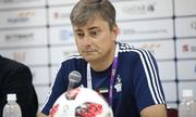 HLV Olympic UAE thừa nhận chiến thắng