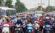 Người dân trở lại Hà Nội sau kỳ nghỉ lễ 2/9, 19h tối cửa ngõ Thủ đô vẫn ùn tắc kéo dài