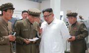Ông Kim Jong-un vắng mặt bất thường trước ngày Quốc khánh Triều Tiên