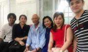 Chiến đấu với bệnh tật, nghệ sĩ Lê Bình vẫn lạc quan