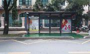Trạm xe buýt ở TP. Hồ Chí Minh thiết kế lối đi riêng cho người khuyết tật