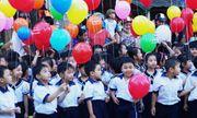Hơn 22 triệu học sinh bước vào năm học mới, nhiều trường khắc phục lũ ngày khai giảng