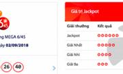 Kết quả xổ số Vietlott hôm nay 5/9/2018: Hồi hộp xem Jackpot hơn 22 tỷ chơi
