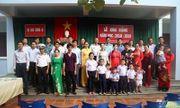 Thầy trò học sinh hải đảo Trường Sa trang trọng đón năm học mới