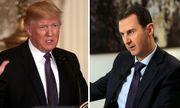 Thực hư chuyện ông Trump muốn 'ám sát' Tổng thống Syria Bashar al-Assad