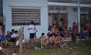 Đồng Tháp: Nhiều học viên cai nghiện phá cửa phòng, bỏ trốn tập thể