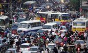 Thu phí xe vào nội đô: Không phải biện pháp điều tiết giao thông