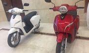 Hé lộ mẫu xe máy điện đầu tiên của Vinfast