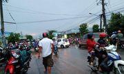 Bình Dương: 2 thanh niên bị nước mưa cuốn xuống cống, 1 người tử vong