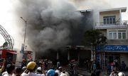 Cận cảnh công tác cứu hộ vụ hỏa hoạn tại quán bar ở trung tâm Đà Nẵng