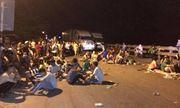 Khởi tố 9 đối tượng kích động người dân chặn đường quốc lộ trong đêm