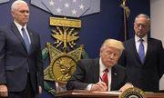 Tổng thống Trump ban hành sắc lệnh trừng phạt người can thiệp bầu cử Mỹ