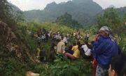 Hoà Bình: Phát hiện thi thể nam giới đang phân huỷ dưới đèo Thung Khe
