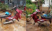 Video: Đạo chích kỳ lạ, chỉ trộm 2 bánh xe máy