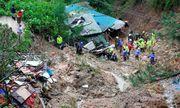 Siêu bão Mangkhut: Ít nhất 40 người bị vùi lấp do lở đất tại khu đào vàng Philippines