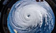 Video: Siêu bão Florence mạnh nhất 70 năm đổ bộ vào Mỹ nhìn từ Trạm Vũ trụ Quốc tế