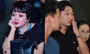 Dàn nghệ sĩ Việt khóc nghẹn đưa tiễn
