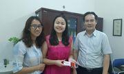 Nữ MC khiếm thị đầu tiên của VTV đăng ký hiến tạng