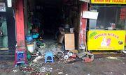 Vụ hỏa hoạn ở Đê La Thành: 19 ngôi nhà bị cháy, 99 nhân khẩu bị ảnh hưởng