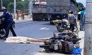 Một phụ nữ người Ba Lan tử vong dưới bánh xe tải sau va chạm