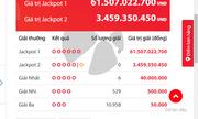 Kết quả xổ số Vietlott hôm nay 22/9/2018: Hồi hộp xem số phận của Jackpot hơn 61 tỷ?