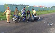 Tin tai nạn giao thông mới nhất ngày 21/9/2018: Hai thanh niên chết thảm dưới bánh xe bồn