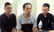 Lời khai 3 nghi phạm đi ôtô cướp tiệm vàng ở Sơn La