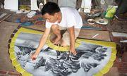 Tiết lộ bất ngờ từ chủ nhân của chiếc quạt gỗ lớn nhất Việt Nam