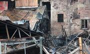 Phát hiện 2 thi thể ở hiện trường sau vụ cháy trên đường Đê La Thành