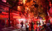 2 hai nạn nhân bí ẩn tử vong trong vụ cháy gần Bệnh viện Nhi Trung ương là ai?