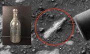 Xôn xao việc phát hiện vỏ chai cổ trên bề mặt sao Hỏa